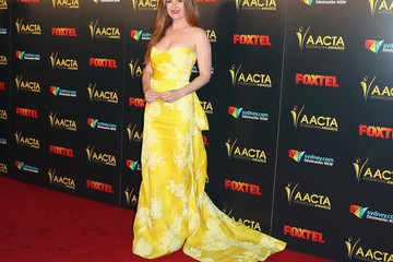 Isla Fisher The 6th AACTA International Awards - Red Carpet