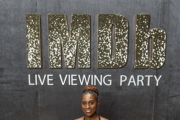 Issa Rae IMDb LIVE Viewing Party, Presented By OREO Chocolate Candy Bar