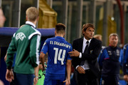 Antonio Conte and Stephan El Shaarawy Photos Photo
