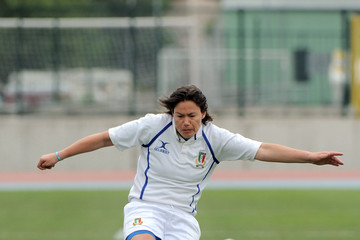 Veronica Schiavon Italy v Spain - 2012 Women European Cup