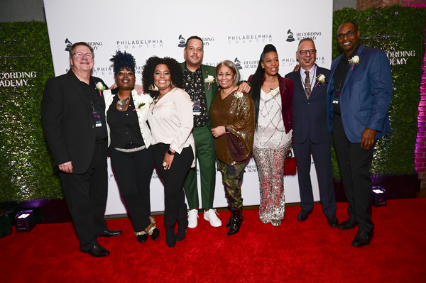 Member Celebration In Philadelphia [red carpet,event,carpet,suit,premiere,formal wear,flooring,helen brunner,ron kerber,dyana williams,terry jones,carol riddick,ivan barias,marc dicciani,l-r,philadelphia,member celebration]