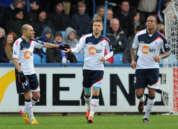 Macclesfield Town v Bolton Wanderers - FA Cup Third Round