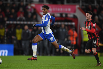Ivan Toney AFC Bournemouth v Wigan Athletic - The Emirates FA Cup Third Round