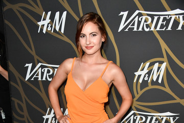 Ivana Baquero Variety Power of Young Hollywood - Arrivals
