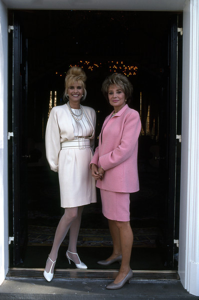 Ivana Trump Photos Photos Disney Abc Television Group Archive Zimbio