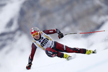 Ivica Kostelic Audi FIS Alpine Ski World Cup - Men's Downhill Training