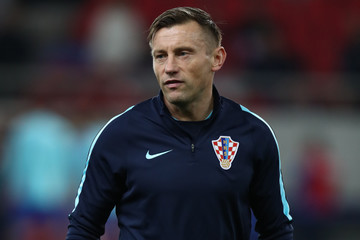 Ivica Olic Greece v Croatia - FIFA 2018 World Cup Qualifier Play-Off: Second Leg