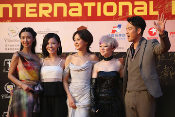 Ivy Chen 17th Shanghai International Film Festival - Red Carpet & Opening Ceremony