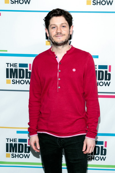 Iwan Rheon And Douglas Booth Visit The IMDb Show LIVE