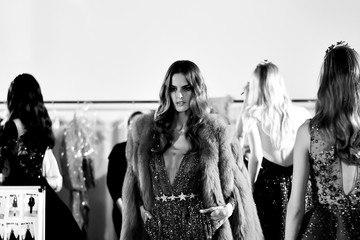 Izabel Goulart Paris Fashion Week : Haute Couture