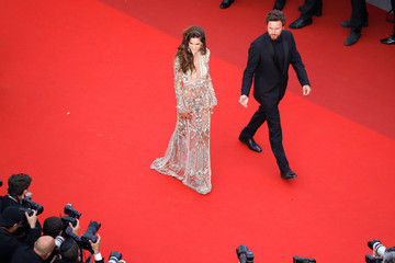 Izabel Goulart Kevin Trapp 'The Beguiled' Red Carpet Arrivals - The 70th Annual Cannes Film Festival