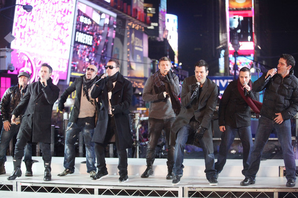 backstreet boys 2011. Block and Backstreet Boys