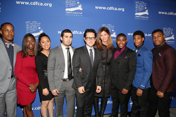 J.J. Abrams Arrivals at the Beat the Odds Awards