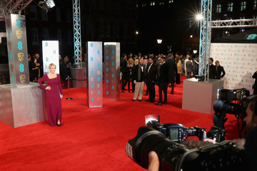 J.K. Rowling EE British Academy Film Awards - Red Carpet Arrivals