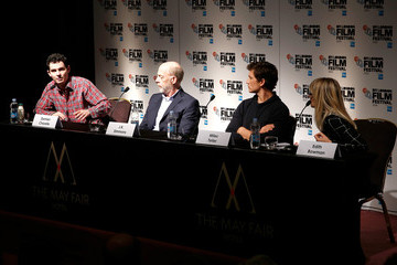 J.K. Simmons 'Whiplash' Press Conference in London