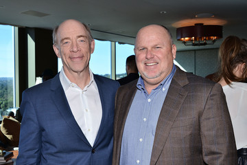 J.K. Simmons 'Whiplash' Screening in Hollywood