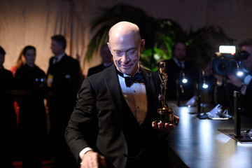 J.K. Simmons 87th Annual Academy Awards Governors Ball