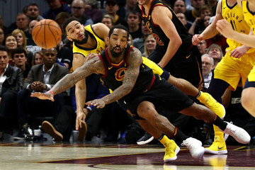 J.R. Smith Indiana Pacers vs. Cleveland Cavaliers - Game One