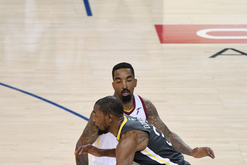 J.R. Smith 2018 NBA Finals - Game Two
