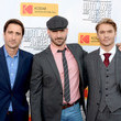 J.T. Mollner Premiere of Momentum Pictures' 'Outlaws and Angels' - Arrivals