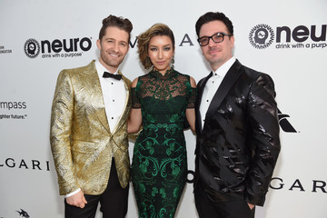 JC Chasez 25th Annual Elton John AIDS Foundation's Oscar Viewing Party - Red Carpet