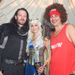 JC Chasez Podwall Entertainment's 9th Annual Halloween Party Presented By Makers Mark