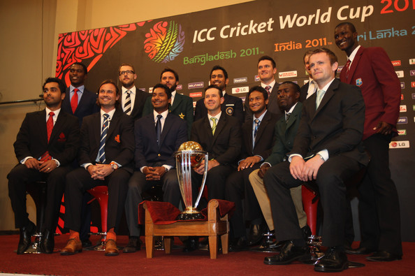 2011 ICC World Cup - Captain's Press Conference