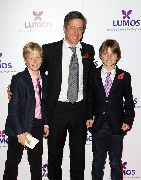 Hugh Grant Children Im...