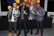 Jonathan Gill Marvin Humes Photos Photo