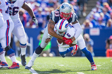 Jabaal Sheard New England Patriots v Buffalo Bills