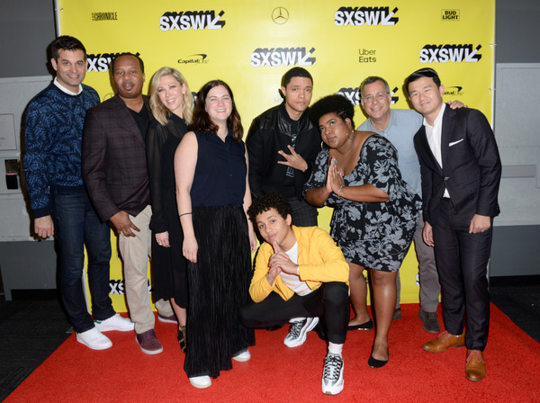 SXSW Featured Session: Trevor Noah And 'The Daily Show' News Team Panel Hard With Jake Tapper