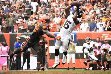 Jabrill Peppers Baltimore Ravens vs. Cleveland Browns