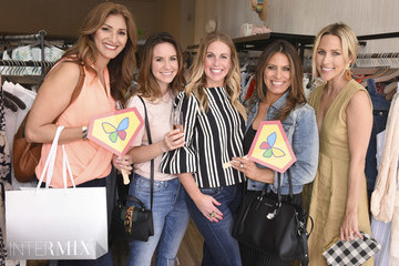 Jacey Duprie Louise Roe And Jacey Duprie Host A Shopping Event At Intermix To Benefit Children's Hospital Los Angeles' Make March Matter Campaign