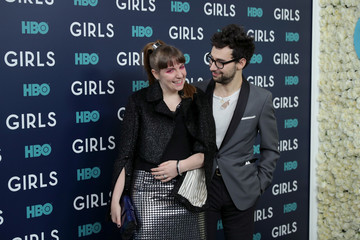 Jack Antonoff The New York Premiere of the Sixth and Final Season of 'Girls' - Red Carpet