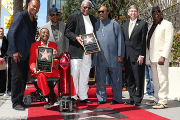 Jack Ashford Funk Brothers Receive Star on the Walk of Fame