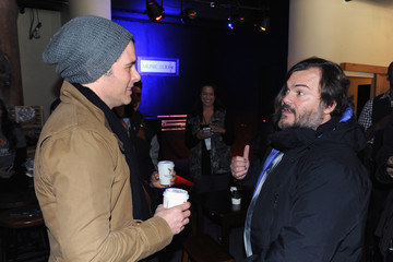 Jack Black Music Lodge Hosts MTV Interview Studio - Day 1 - 2015 Park City