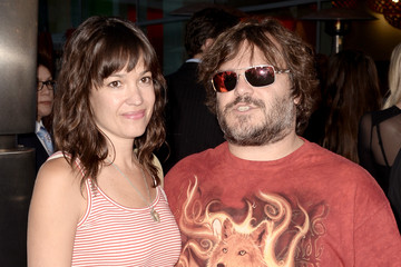 Jack Black Tanya Haden 'The World's End' Premieres in Hollywood — Part 3