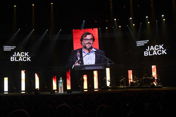 Jack Black CinemaCon 2018 - The CinemaCon Big Screen Achievement Awards Brought To You By The Coca-Cola Company