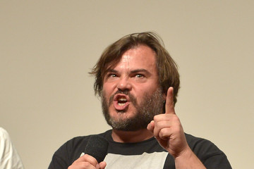 Jack Black Cekevs at the Yahoo! Fall Comedy Launch