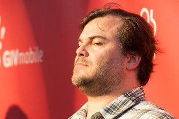 Jack Black Arrivals at the Hilarity for Charity Event