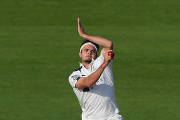 Jack Brooks Yorkshire v Somerset - Specsavers County Championship - Division One