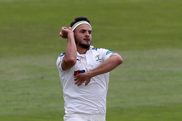 Jack Brooks Yorkshire v Surrey - Specsavers County Championship: Division One