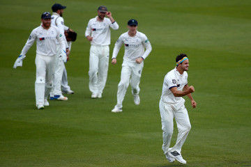 Jack Brooks Surrey Vs. Yorkshire - Specsavers County Championship: Division One