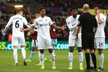 Jack Cork Swansea City v Burnley - Premier League