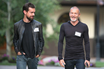 Jack Dorsey Business Leaders Converge in Sun Valley, Idaho for the Allen and Company Annual Meeting