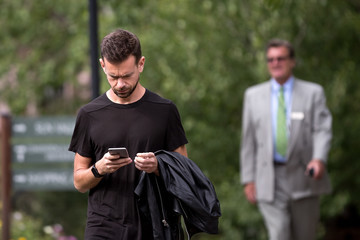Jack Dorsey Annual Allan And Co. Investors Meeting Draws CEO's And Business Leaders To Sun Valley, Idaho