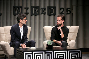 Jack Dorsey WIRED25 Summit: WIRED Celebrates 25th Anniversary With Tech Icons Of The Past And Future