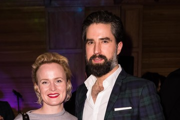 Jack Guinness Christopher Kane Hosts Burns Night Gathering at The London Editions Punch Room