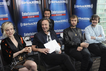Jack Huston Bella Heathcote SiriusXM's Entertainment Weekly Radio Channel Broadcasts from Comic-Con 2015