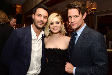 Jack Huston Bella Heathcote Premiere of Screen Gems' 'Pride and Prejudice and Zombies' - After Party